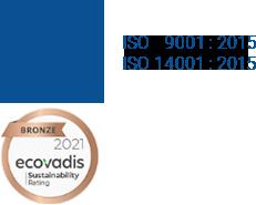 Logo SQS ISO 9001:2015
